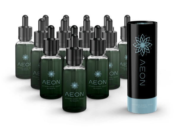AEON better than probiotics fulvic acid