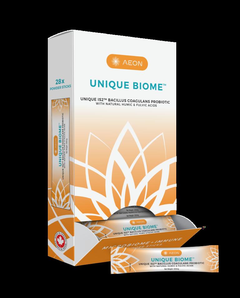 Aeon fulvic acid supplement